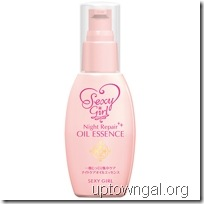 sexy girl night repair oil essence
