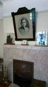 Dr Sun Yat Sen's photo