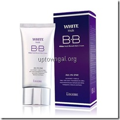 White Multi Blemish Balm Cream