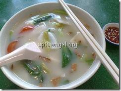 golden shoe fish soup