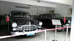 Soong Ching Ling's cars