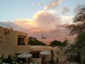 Such pretty clouds!